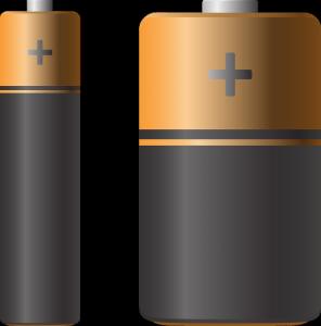 Современные батарейки