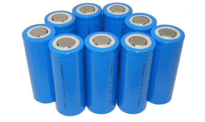Пальчиковые батарейки