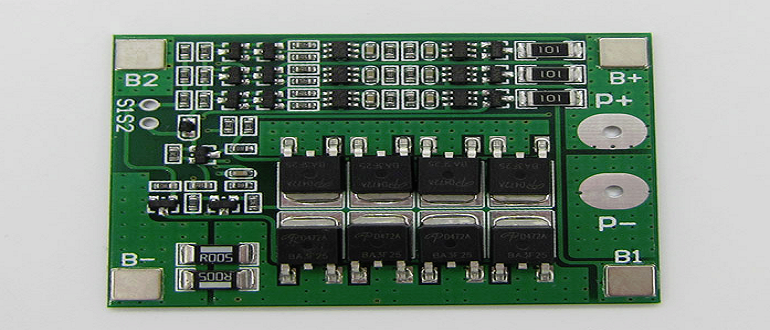 BMS контроллер