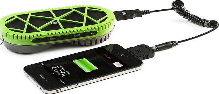 Зарядки для телефона без розетки