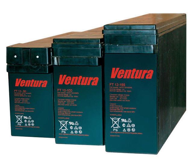 АКБ компании Ventura